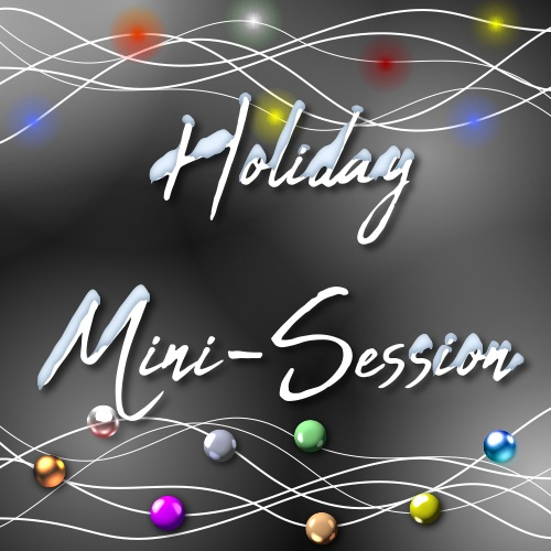 Holiday Mini Session Orlando